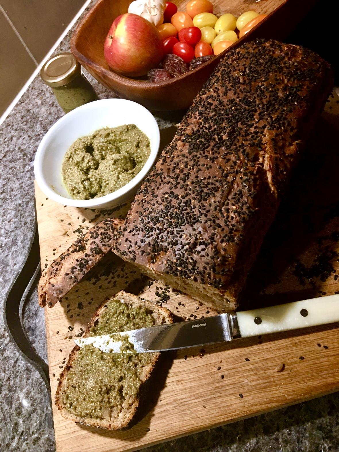 bread&pesto